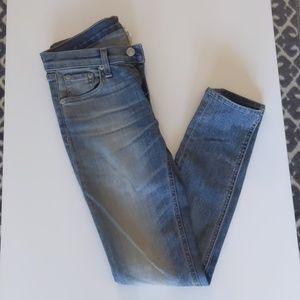 Rag and None Skinny Jean